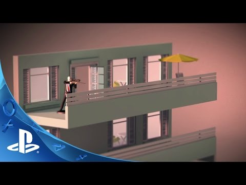 Hitman GO: Definitive Edition Trailer