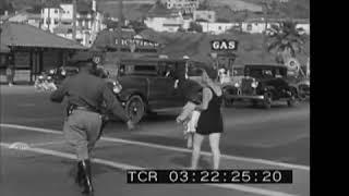 Cruising Hollywood, ca 1930s