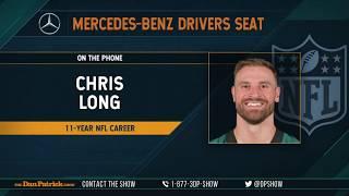 Chris Long Talks Retirement, Marijuana in the NFL & More w/Dan Patrick | Full Interview | 5/22/19
