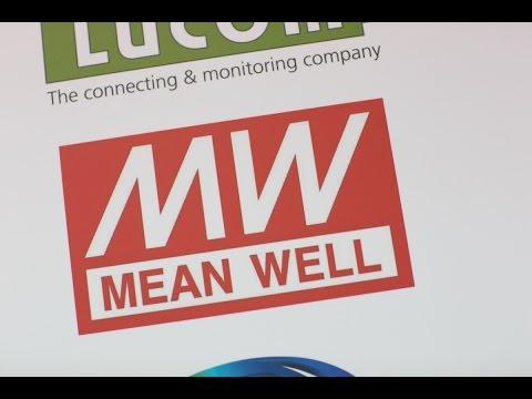 BellEquip GmbH präsentiert Mean Well auf der Smart Automation 2016
