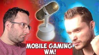 MOBILE GAMING WELTMEISTERSCHAFT! ☆ Tolle Preise gewinnen!