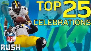 Top 25 Celebrations of the 2017 Season! | NFL Highlights