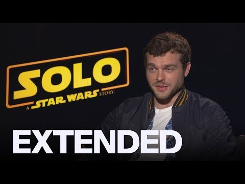 Alden Ehrenreich Will Bring Chewbacca Impression To Auditions   EXTENDED