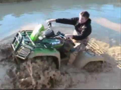 2009 Artic Cat Mud Pro 700