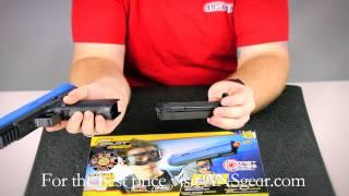 Маркер JT SplatMaster Pistol z100 Red