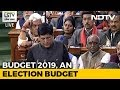 Budget 2019 - Broke Back Of Back-Breaking Inflation: Piyush Goyal In Interim Budget