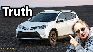 The Truth About the New Toyota Rav4