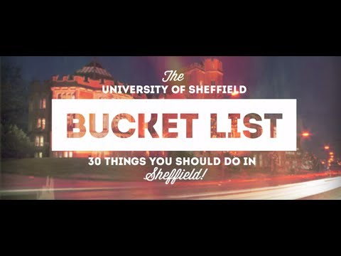 30 things to do in Sheffield