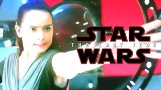 "The Last Jedi ""In VIII Days"" TV Spot [SPOILERS]"
