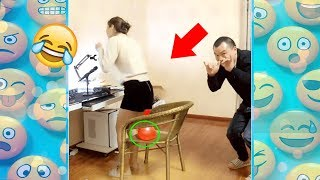 Best FUNNY Videos 2018 People Doing Stupid Things  Compilation,.Cah Mending EP 29