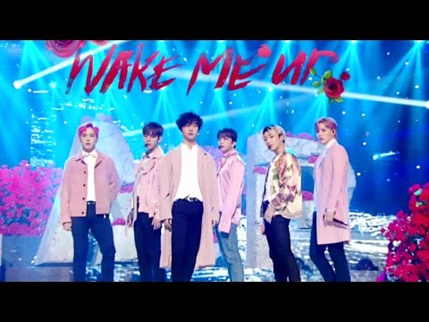 《Comeback Special》 B.A.P - WAKE ME UP @인기가요 Inkigayo 20170312