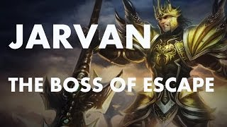video Jarvan IV is the Boss (of escape) ! EPIC