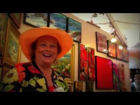 How to Sell Art: Festivals,Shows - Marge Kinney