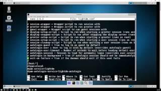 Raspberry Pi 3 Kali Linux Auto Login
