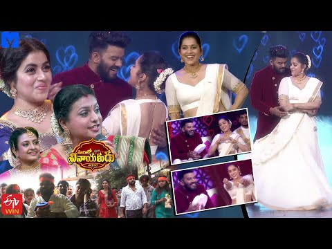Oorilo Vinayakudu Promo 4 - Vinayaka Chavithi Special Event- Sudigali Sudheer, Rashmi, Aadi