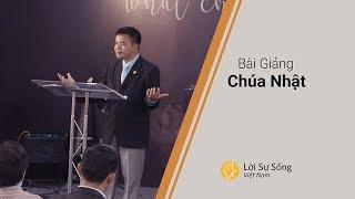 Chung Tay Trong Mùa Gặt | Mục Sư Phạm Tuấn Nhượng | BGCN 17/12/2017