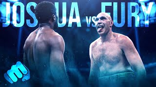Joshua vs Fury - ALL THE TRASH TALK SO FAR