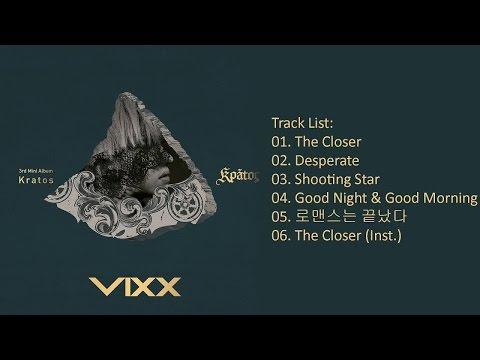 [Full Album] VIXX (빅스) - Kratos [Mini Album]