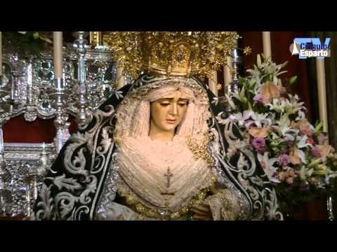 Besamanos a la Virgen de la Candelaria