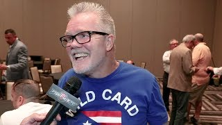 "FREDDIE ROACH ""MANNY & BUBOY PULLED IT OFF! IM VERY PROUD OF HIM! THE SPEED IS STILL THERE!"""