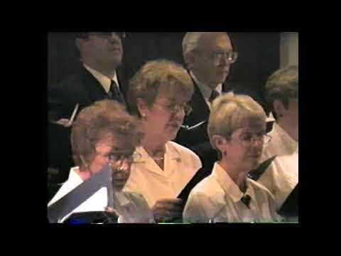 Ecumenical Community Christmas Choir  12-8-02