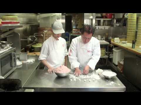 People Cooking Things: How to Make Xiao Long Bao, with Martin Yan