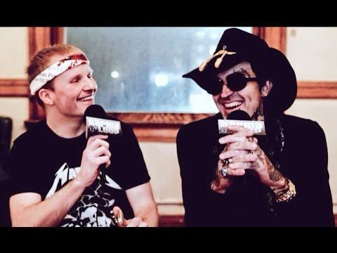 Damon Campbell Interviews Yelawolf
