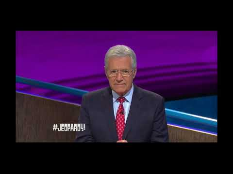 Jeopardy! July 16 - 2018