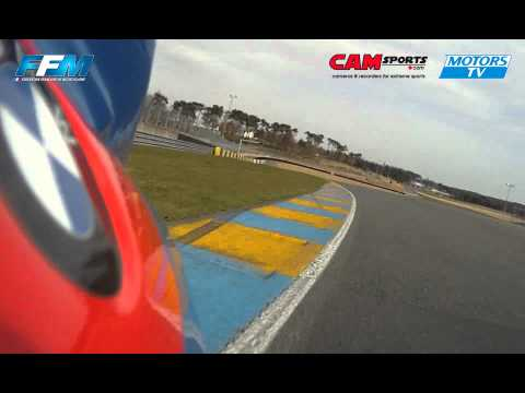 Caméra embarquée – Le Mans – Erwan Nigon
