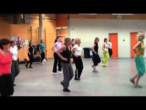 Zumba a Liege (Tilff) - Russian Dance -  lesi ortestral - vodka fisa