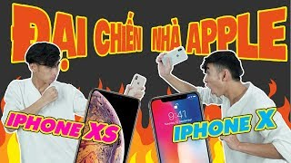 SPEEDTEST iPhone XS vs iPhone X : Siêu chip A12 Bionic có khác biệt ?