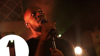 The Making Of Stormzy's Live Lounge