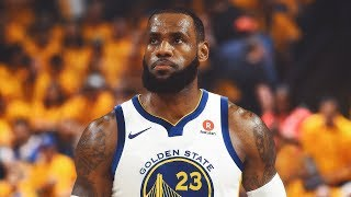 If LeBron James Joined The Warriors!