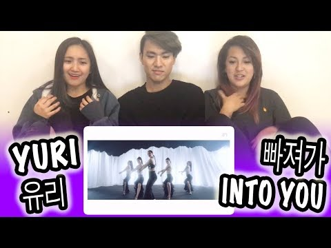 [KPOP REACTION] YURI 유리 -- INTO YOU 빠져가