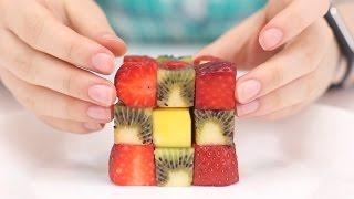 7 ORIGINAL WAYS TO CUT FRUITS & VEGETABLES