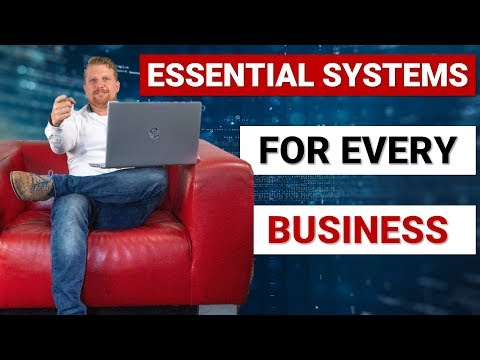 Essential Systems For Every Business