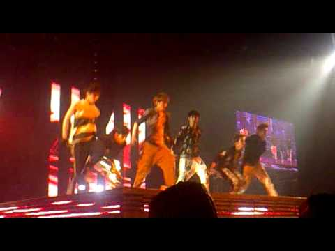 [Fancam] EXO-M History SS4 INA day 1 .mp4