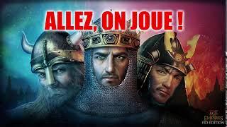 ALLEZ, ON JOUE ! - Age of Empires II