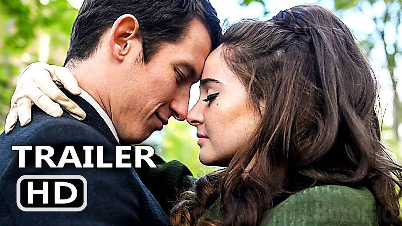 THE LAST LETTER FROM YOUR LOVER Trailer (2021) Shailene Woodley, Felicity Jones Movie
