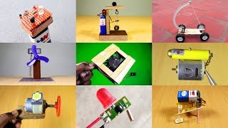 Top 10 Simple School Science Project Ideas for Science Exhibition