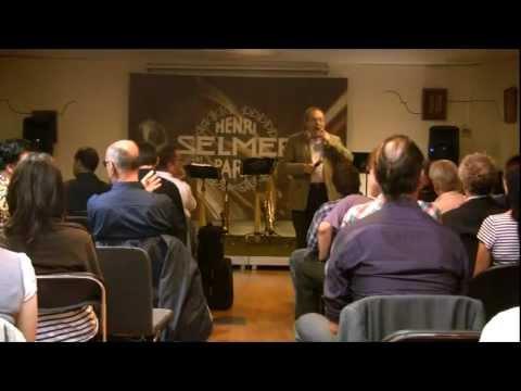 01 - Ouverture par Patrick Selmer
