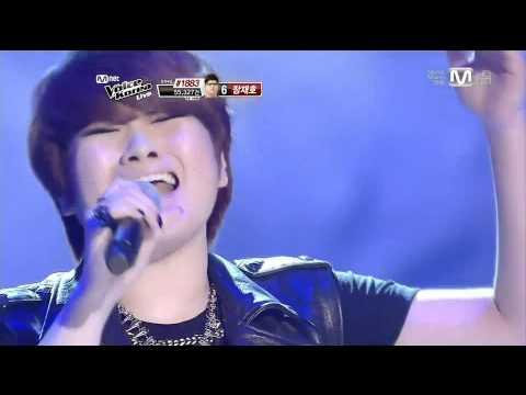 보이스코리아 시즌1 - 손승연-비와 당신의 이야기(부활) 보이스코리아 the voice 12회