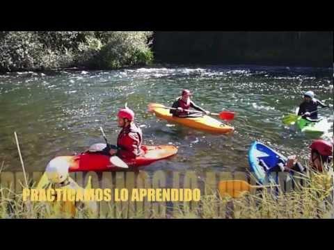 Piragüismo en El Bierzo - Curso iniciación - Bierzo Natura S.L.