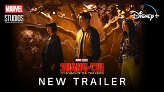 Marvel Studios' Shang-Chi and the Legend of the Ten Rings (2021) | NEW TRAILER | Disney+
