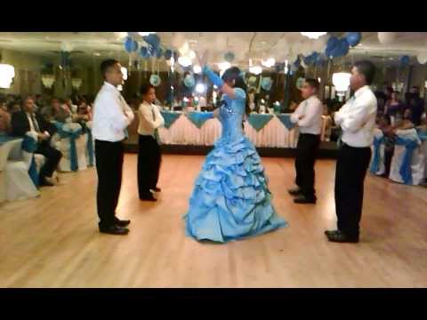 Coreografia Cristiana Joseline 15 años