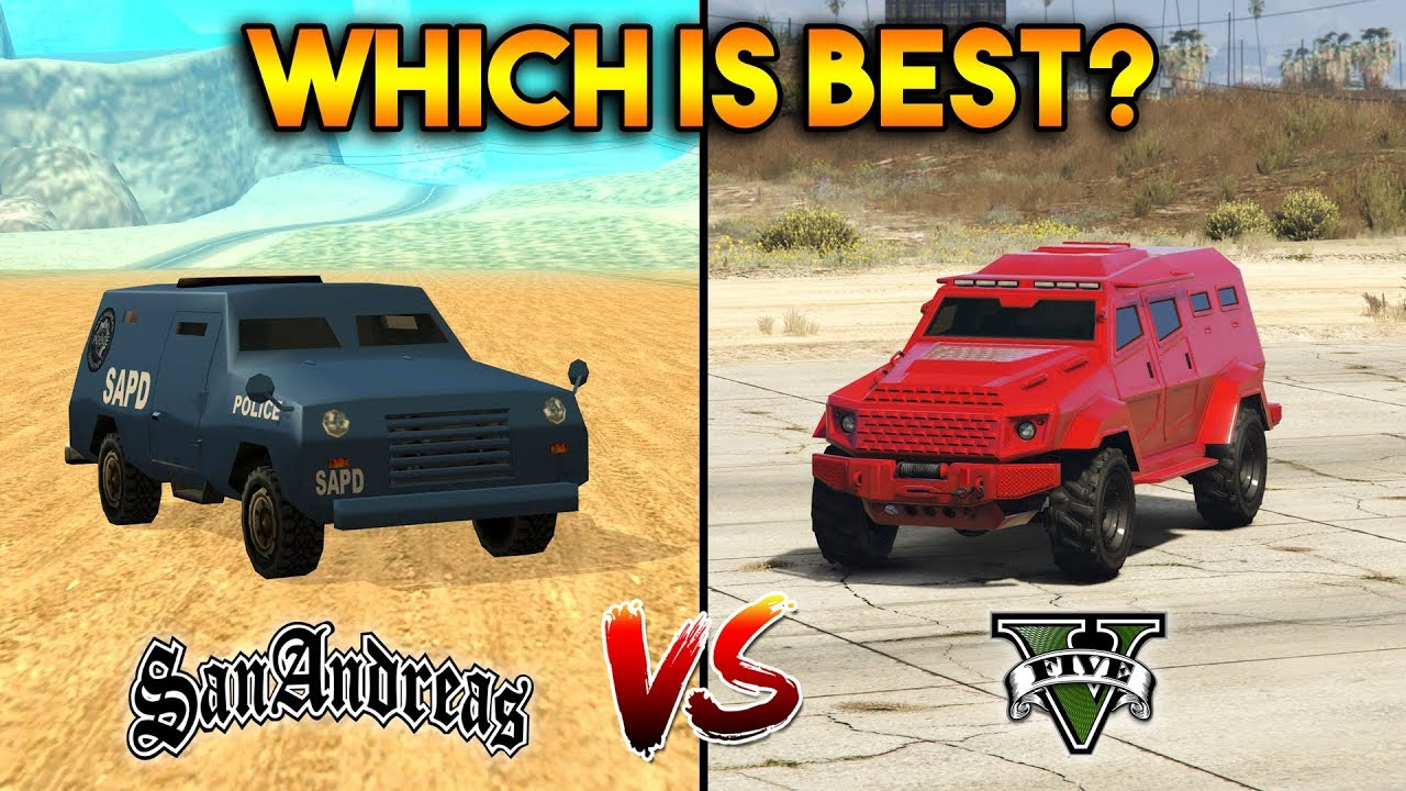 Gta 5 Taxi Vs Gta San Andreas Taxi Which Is Best Video