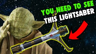 The TREACHEROUS new Lightsaber Excalibur of the Old Republic | Star Wars Explained