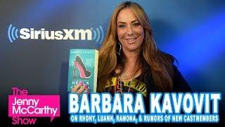 Barbara K from RHONY on Luann, Ramona, Meghan McCain, and more
