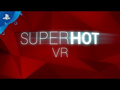 SUPERHOT VR Game | PS4 - PlayStation
