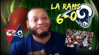 La Rams 6-0 whatttt!!!